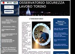 Osservatorio Sicurezza Lavoro Torino