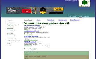 www.pesi-e-misure.it